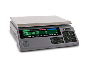 Rice Lake Dc 788 2 Industrial Counting Scale 2 Lb X 0 0002 Lb Non ntep