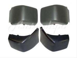 For Jeep Grand Cherokee 1993 1995 Bumper Guard New Front Rear 4pcs