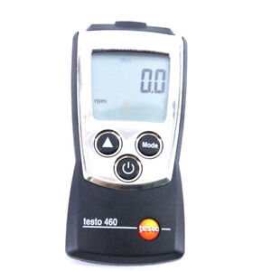 Germany Testo 460 Digital Tachometer Compact Optical Rpm Meter