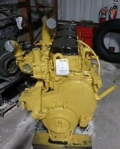 2001 Cat C12 2ks Diesel Engine 430hp All Complete And Run Tested