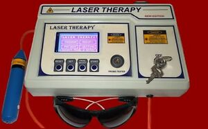 Laser Therapy Level Laser Therapy Lt For Physiotherapy painlarge Lcd Graphical