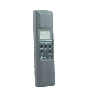 Az8701 Pocket Type Digital Thermometer Psychrometer Humidity Meter