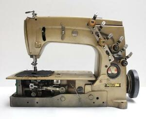 Union Special 56500 J 2 needle Chainstitch Industrial Sewing Machine Head Only