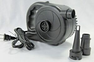 X Power Electric Air Pump Multipurpose Blower Duster 120 Volt Infiltrator Dryer