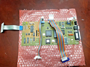 Gilson 155 Uv vis 155 Chromatography Detector 60 11 81 156 Main Board