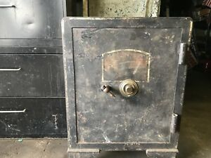 Sargent And Greenleaf Antique S g Vault Safe