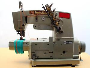Union Special 34700 F 2 needle 3 16 Coverstitch Industrial Sewing Machine 220v