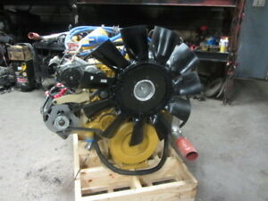 11 Cat C 9 Acert Diesel Engine 450hp All Complete And Run Tested