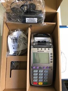 Verifone Vx520 Emv chip nfc contactless M252 653 ad naa 3 larger Memory new