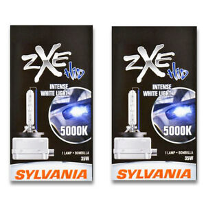 Sylvania Silverstar Zxe Low Beam Headlight Bulb For Mini Cooper 2007 2008 Ys