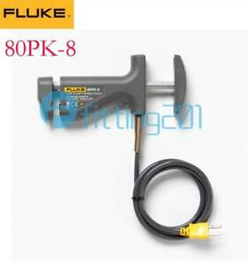 New 80pk 8 Fluke Pipe Wrench Type Thermocouple Temperature Probe 29 149