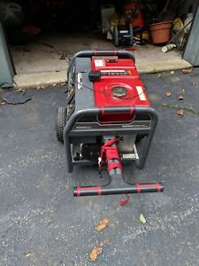 Briggs Stratton 30664 8000 Running Watts 10000 Starting Watts Gas Powered