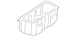 Genuine Mercedes Benz Cup Holder 205 680 06 91