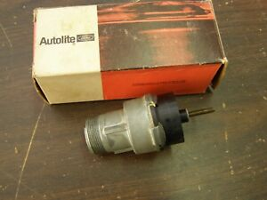 Nos Oem Ford 1965 1966 1967 Ignition Switch Galaxie Mercury Fairlane Thunderbird