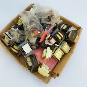 Pcb Mountable Transformers Not Junk Lot 6 And 8 Pin Assortment