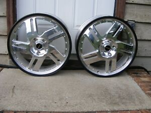 Center Line Wheel 18 X 7 Piranha Fwd Hp Monsoon Bolt Patern 5 X 4 5