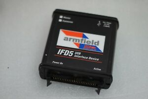 Armfield Usb Interface Device Ifd5 I o Data Acquisition Device Lab Logger