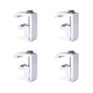 Truck Cap Camper Shell Utility Mounting Clamps For Toyota Tacoma Tundra Set Of 4
