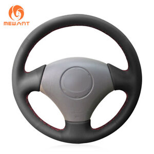 Top Car Steering Wheel Cover For Toyota Vios Old Corolla Lexus Gs430 Gs300 2004