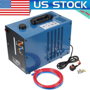 Wrc 300a Powercool Tig Welder Torch Water Cooling Cooler Blue