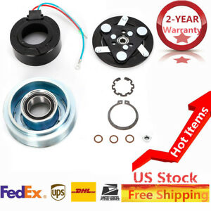 Ac Air Conditioning Compressor Clutch Repair Kit Fit For 2001 2005 Honda Civic