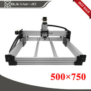 Workbee Cnc Router Complete Full Kit Size 500x750mm Cnc Wood Engraving Machine