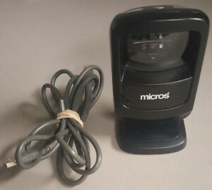 Lot Of 10 Micros Ds9208 Pos Barcode Scanner W Usb Cable