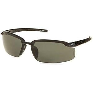 2941420 Safety Goggles Glasses 2 0 Diopter Es5 With Black Frame And Smoke Lens