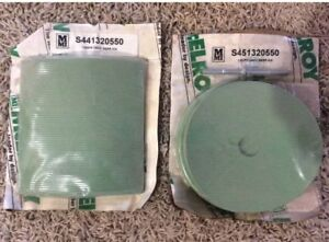 Mcelroy Fusion Heater Plates 12 Dips S441320550 And S451320550
