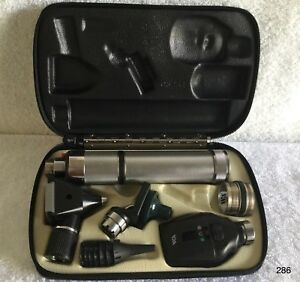 Welch Allyn Diagnostic Set Ophthalmoscope 11720 Otoscope 25200 26500