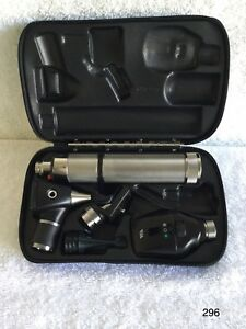 Welch Allyn Diagnostic Set Ophhalmoscope 11720 Otoscope 20000a 26500