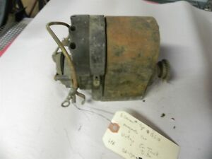 Vintage Car Truck Tractor 4 Cylinder Magneto Core Eisman Type Gs4 Antique Used