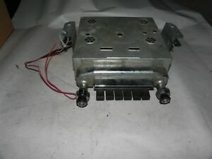 1954 Mercury Radio Fomoco Very Nice Complete Used Automotive Electrical Interior