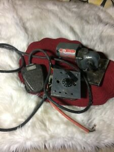 Dayton Ac dc Gearmotor 2z802b And Parts
