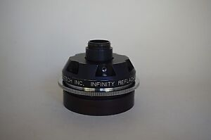Spectra tech Reflachromat 15x 0 58 Infinity Reflectiving Microscope Objective