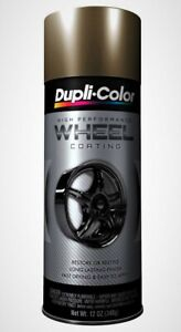 Duplicolor Hwp105 Bronze Coat Wheel And Rim Spray Paint Aerosol 12oz