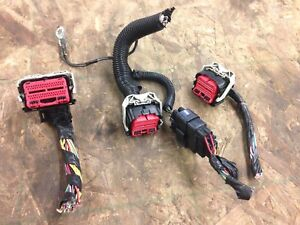2007 Ford Mustang Ecm Pcm Engine Computer Module Plugs Wiring 4 0l 05 08