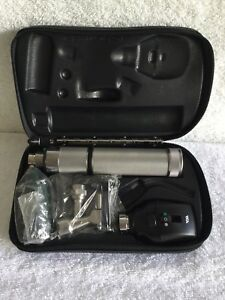Welch Allyn Diagnostic Set Ophthalmoscope 11720 Operate Otoscope 21700