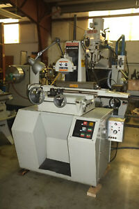 Harig 618 Automatic Surface Grinder Walker Chuck Tested Perfect 2 axis Auto