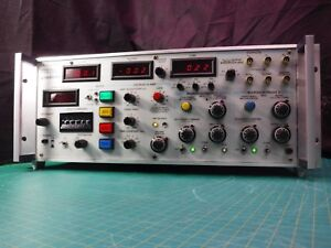 axon Instruments Axoclamp 2a Current And Voltage Clamp Power Supply Controller