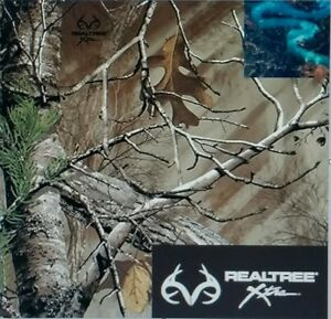 Real Tree Camouflage Camo Hydrographic Film Water Transfer Hydro Dip Dipping