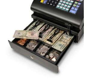 Royal 1100ml Thermal Print Cash Register 7000 Look Ups