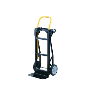 Furniture Dolly 2wheel Two Wheel Flatbed Hand Truck Small With Handle Mover Cart