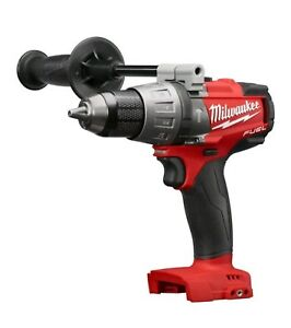 Milwaukee M18 Fuel 1 2 Hammer Drill driver Brushless 2704 20 New Tool Only