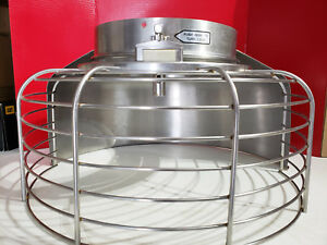 Hobart 60 Quart Mixer Bowl Guard Safety Cage Oem 60 Qt Wire Cage Stainless Steel