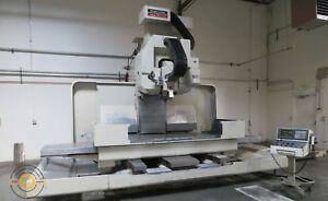 Okuma Howa 852vpf 80 Cnc Vertical Machining Center Rebuilt By Studwell 2014