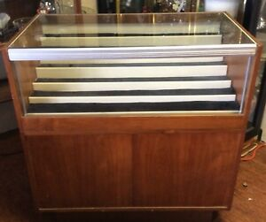 Store Display Case Pullout Drawer