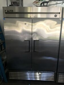True Manufacturing Commercial Refrigerator T 49