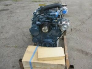 Kubota V3600t Diesel Engine 63kw All Complete And Run Tested