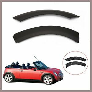 Wheel Arch Trim Front Hood For Bmw Mini One D Cooper S R50 R52 R53 2002 2008